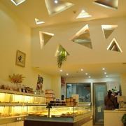 蛋糕店装修设计吊顶图