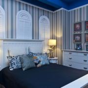 卧室设计装修造型图