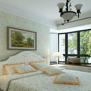 卧室装修造型图
