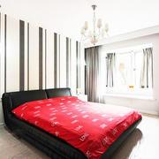 卧室墙纸装修色调搭配