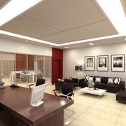 办公室装修设计图