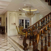 室内楼梯设计实景图