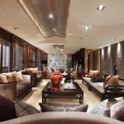 客厅吊顶装修设计灯光设计