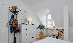 北欧单身公寓装修效果图