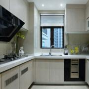 厨房设计装修飘窗图