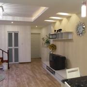 单身公寓装修灯光设计