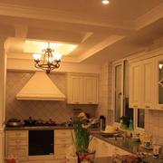 厨房装修灯光设计
