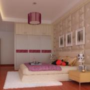 小卧室设计装修背景墙图