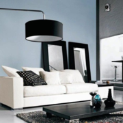 客厅装修设计沙发图