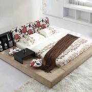 卧室榻榻米床装修床铺图