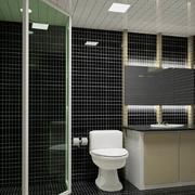 公共厕所装修背景墙图