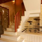 楼梯装修效果图扶手图