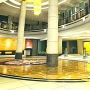 商务酒店大厅吊顶装修颜色搭配