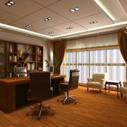 办公室装修吊灯图