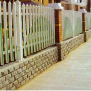 围墙栏杆设计色调搭配