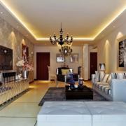 客厅装修设计灯光设计