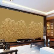 客厅电视背景墙装修整体图