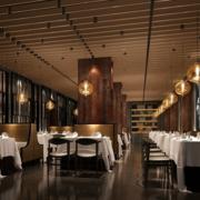 餐厅设计装修整体图