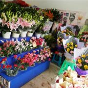 精致鲜花店装修
