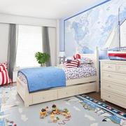 儿童卧室装修灯光设计
