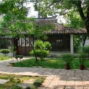 北京四合院实景图