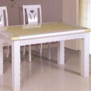大理石餐桌背景墙图