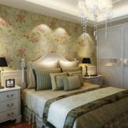 卧室设计装修床头柜图