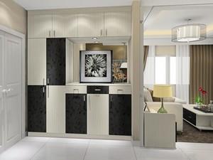 跃层式住宅家庭装修效果图