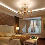卧室装修设计色调搭配