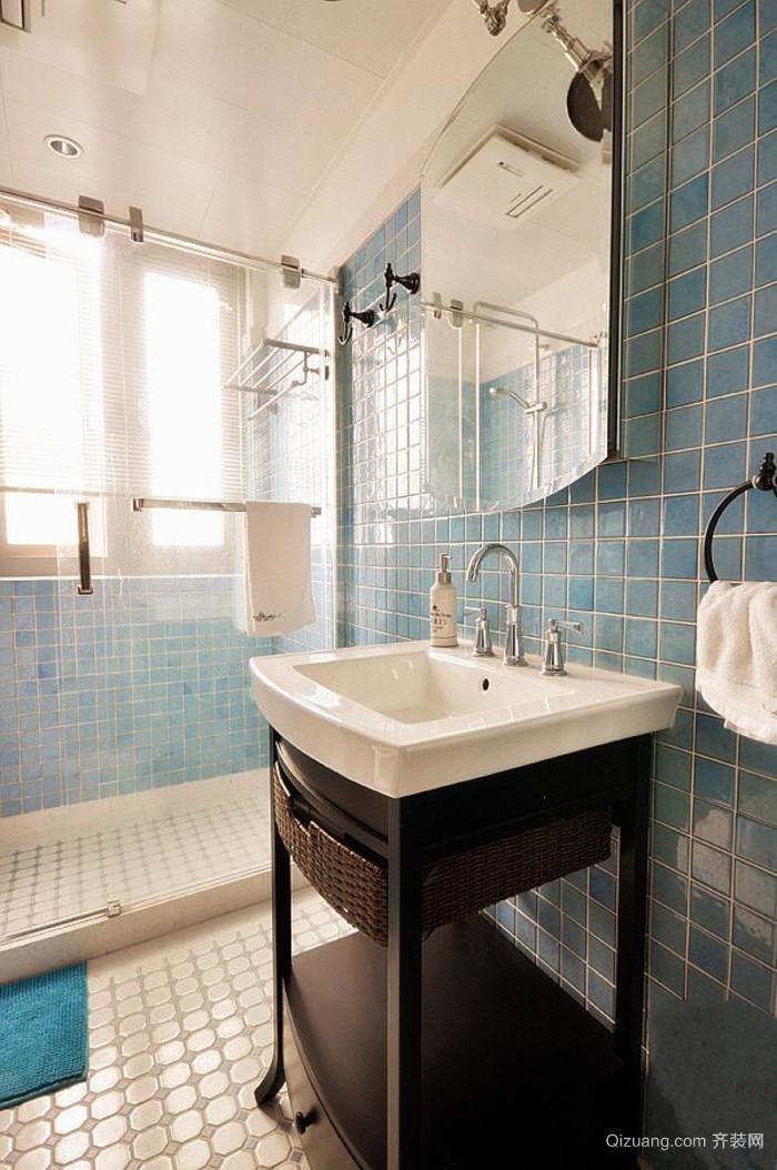 2015超小型卫生间装修设计效果图
