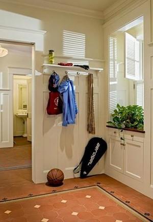3平米混搭小户型都市家庭鞋柜装修效果图