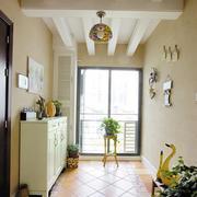 小户型家庭鞋柜装修吊顶图