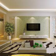 欧式电视背景墙图案设计