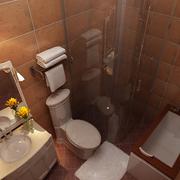 卫生间装修色彩搭配