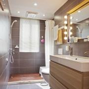 卫生间设计装修柜台图