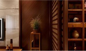 东南亚风格酒柜装修效果图