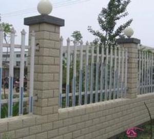 乡村家用围墙栏杆设计装修效果图