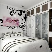 80平米小户型装修卧室图