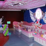 儿童主题餐厅装修整体图