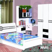 白色调卧室装修效果图