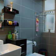 卫生间瓷砖装修灯光设计