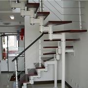 阁楼楼梯装修扶手图
