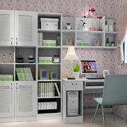 书房设计装修色调搭配