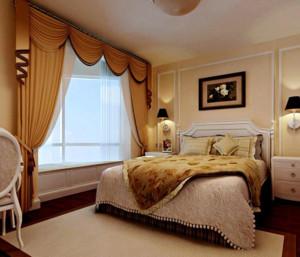 单身公寓简欧风格卧室装修效果图