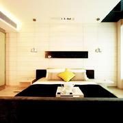 唯美的卧室飘窗设计图