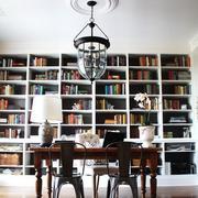 书房吊顶装修整体图