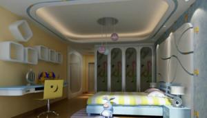 30平米简欧风格儿童房装修效果图