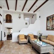 精致的沙发背景墙装修效果图