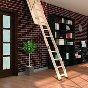 阁楼楼梯装修客厅图