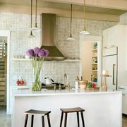 厨房装修吧台图